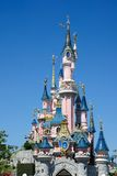 Disneyland Paris. PARIS, FRANCE: Disneyland Resort Paris features two theme parks, an entertainment district and seven Disney-owned hotels. Operating since April Stock Image