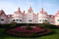 Disneyland Paris Stockfotos