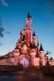 Disneyland Paris castle Stock Photography