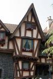 Disneyland Paris characters on parade Stock Photography