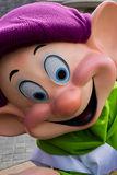 Disneyland Paris characters during a show Stock Photography