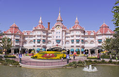 Disneyland Paris Stock Images