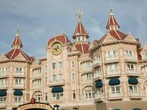 Disneyland Paris. Entrance to the park Royalty Free Stock Image