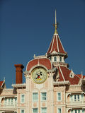 Disneyland Paris. Entrance to the park Royalty Free Stock Images