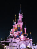 DISNEYLAND PARIS. Europe's top destination, Disneyland Paris, features two theme parks (Disneyland Park and Walt Disney Studios Park), Disney Village, seven Stock Photography