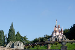 Disneyland Paris  in France Stock Image
