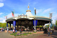 Disneyland Paris Stock Photography