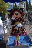 Disneyland Paris Halloween fotografia stock