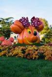 Disneyland Paris during halloween celebrations Stock Images