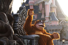DISNEYLAND PARIS. Magic Parade at Disneyland Paris stock images