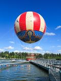 Disneyland Paris PanoraMagique Balloon Stock Image