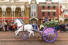 Disneyland Paris Parade Stock Image