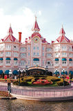disneyland Paris park Obrazy Royalty Free