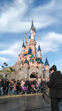DISNEYLAND PARIS Princess Castle Royalty Free Stock Images