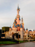 DISNEYLAND PARIS Princess Castle Stock Photos