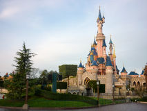 DISNEYLAND PARIS Princess Castle Royalty Free Stock Photos