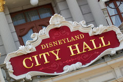 Disneyland Paris Stock Photography