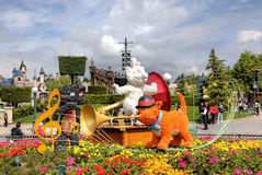 Disneyland Park. Royalty Free Stock Photos