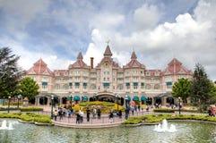 Disneyland parkerar royaltyfri bild