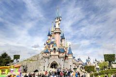 Disneyland parkerar Arkivbild