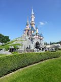 disneyland Paryża obrazy stock