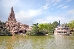 Disneyland Paryż Obrazy Stock
