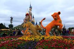 Disneyland, Paryż Obraz Royalty Free