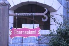 disneyland Paryża Obraz Stock