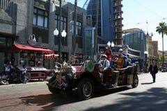 Disneyland Prestaties Royalty-vrije Stock Fotografie
