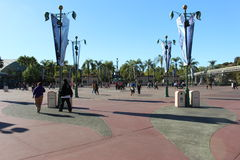 Disneyland przygoda Obraz Stock
