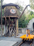 Disneyland Railroad at Disneyland Park Royalty Free Stock Images