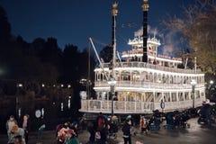 Disneyland Resort -Themapark in Anaheim, Californië royalty-vrije stock foto's