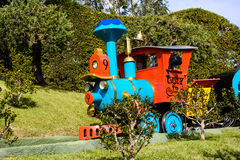 Disneyland's Casey Jr. Circus Train Royalty Free Stock Photo