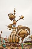 Disneyland Scene in Paris ,France Stock Image