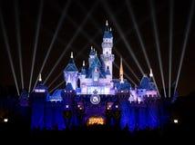 Disneyland 60th Royaltyfri Foto