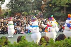 Disneyland Tokyo Royalty Free Stock Photography