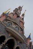 Disneyland-Vergnügungspark für Kinder Paris, Frankreich Stockfotografie