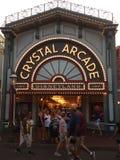 Disneyland winkel, Californië royalty-vrije stock foto's