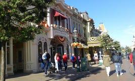 Disneylâandia Paris 1ö Anniversarry Imagem de Stock