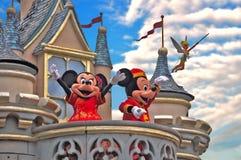 Disneylandya Fotos de archivo libres de regalías