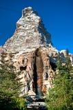 Disneylandya Matterhorn Imágenes de archivo libres de regalías