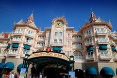 Disneylandya París Imagen de archivo libre de regalías