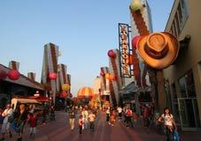 Disneylandya París Fotografía de archivo