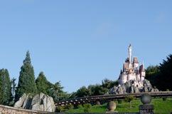 Disneylandya París en Francia Imagen de archivo
