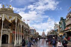 Disneylandya, París Foto de archivo