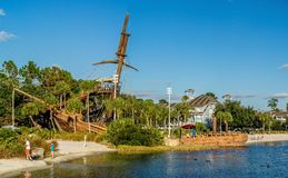 Disneys Beach Club Royalty Free Stock Image