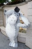 Disneys Eeyore image stock