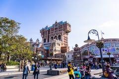 Disneysea του Τόκιο στοκ φωτογραφίες με δικαίωμα ελεύθερης χρήσης