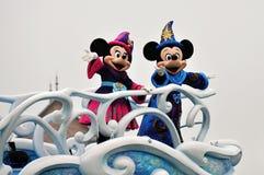 Disneysea (Токио, япония) Стоковое Изображение