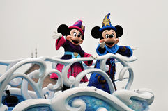 Disneysea (东京,日本) 库存图片